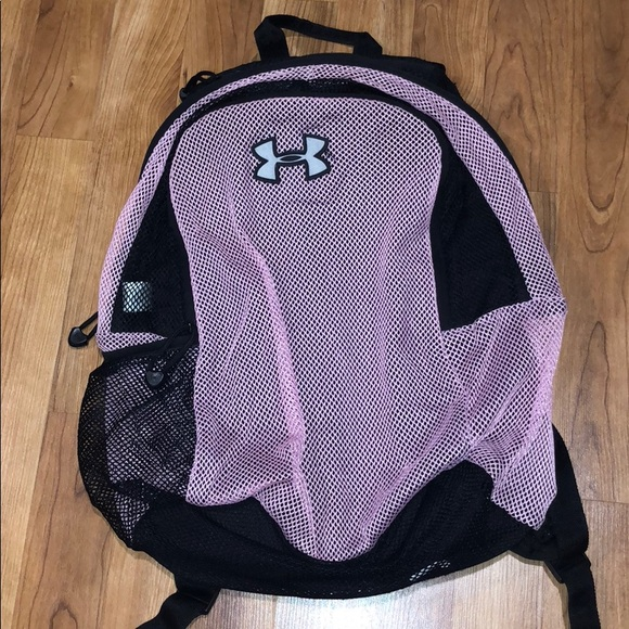 2915e2144835 Under Armour Mesh Backpack. M 5b2fbd3f9539f7652b2a2480